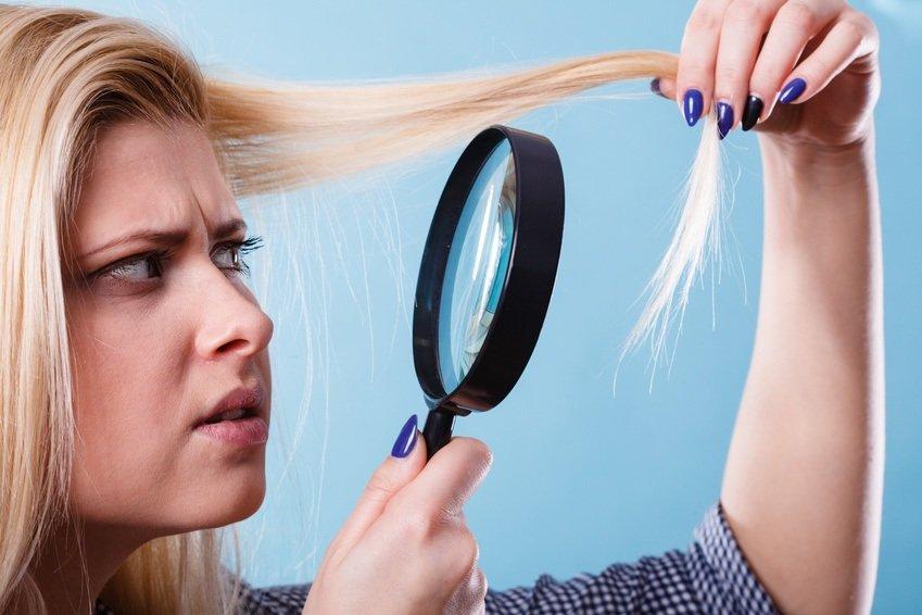 Dünne Haare pflegen – Ratschläge, Bewertungen, Produkte